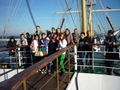 Class on board in Gdynia Maritime University