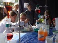 Experiments during Science Festival in Raciborz